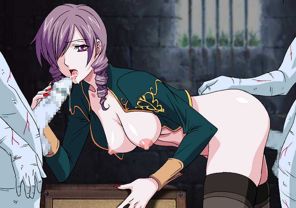 haunting skirt no ground fiona Hentai tentacle breast expansion gif