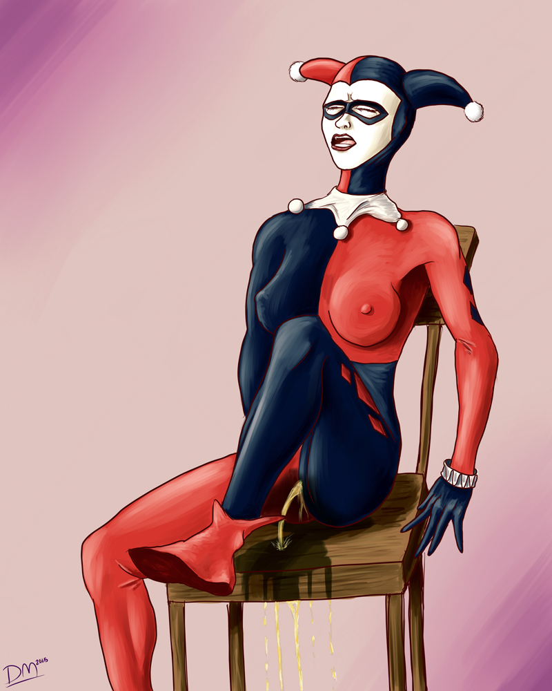 to nude pay knockout hell suicide squad Scp-682-j