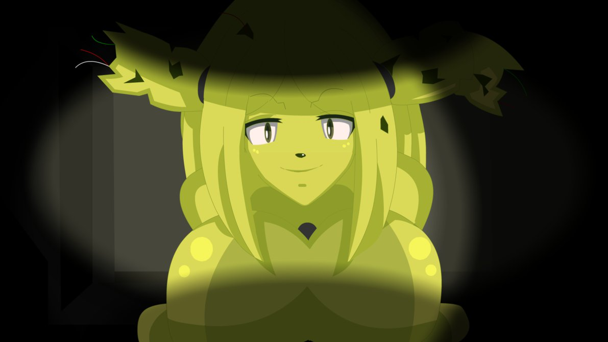 in golden anime freddy five nights Man to woman transformation gif