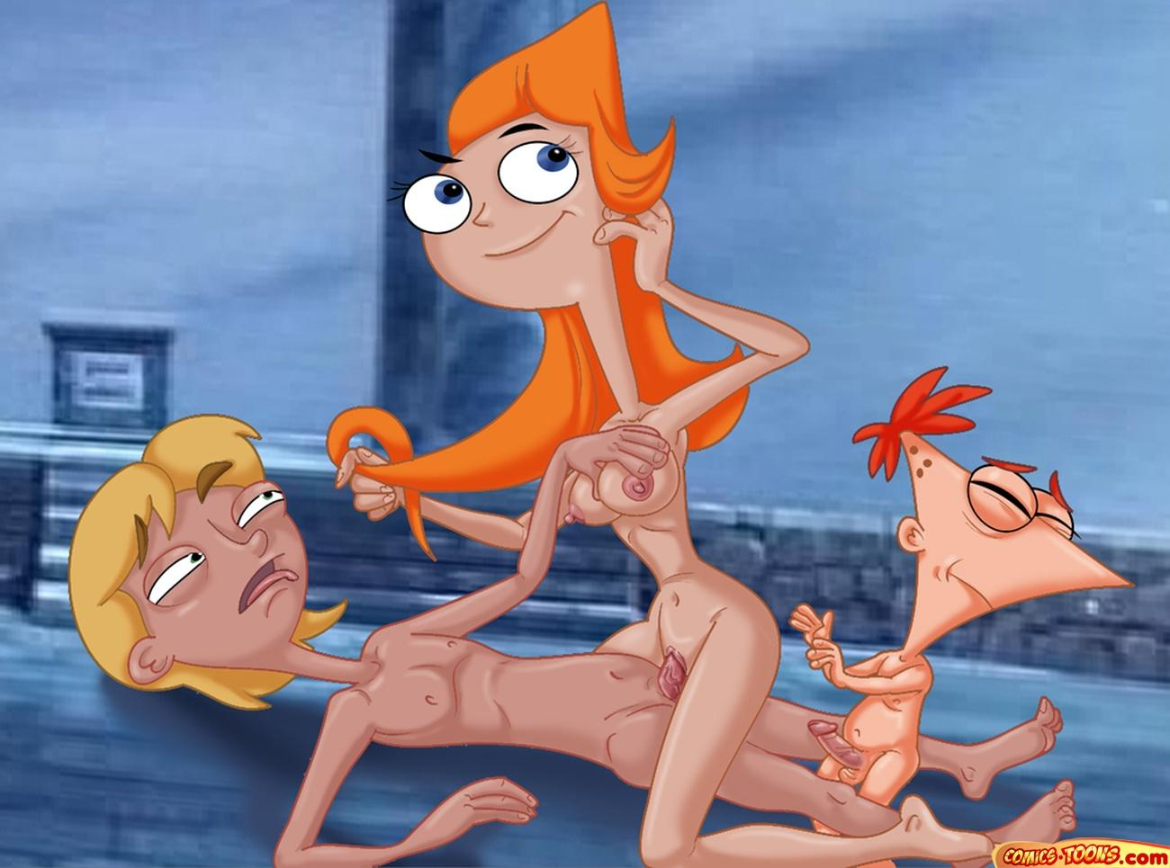 phineas underwear candace ferb and Persona 3 high cut armor