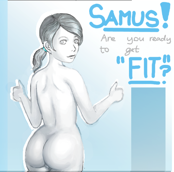wii porn trainer fit gif Megan williams my little pony