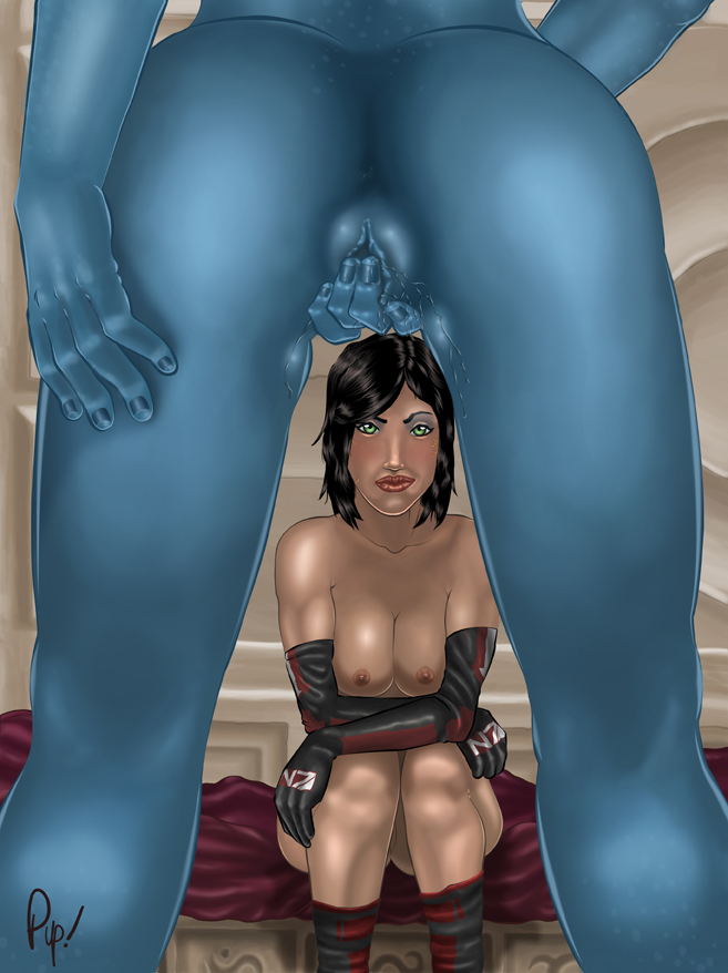 liara t'soni effect andromeda mass Joise and the pussy cats