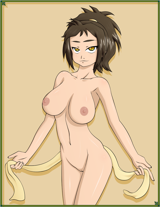 last airbender avatar henti the Trials in tainted space height