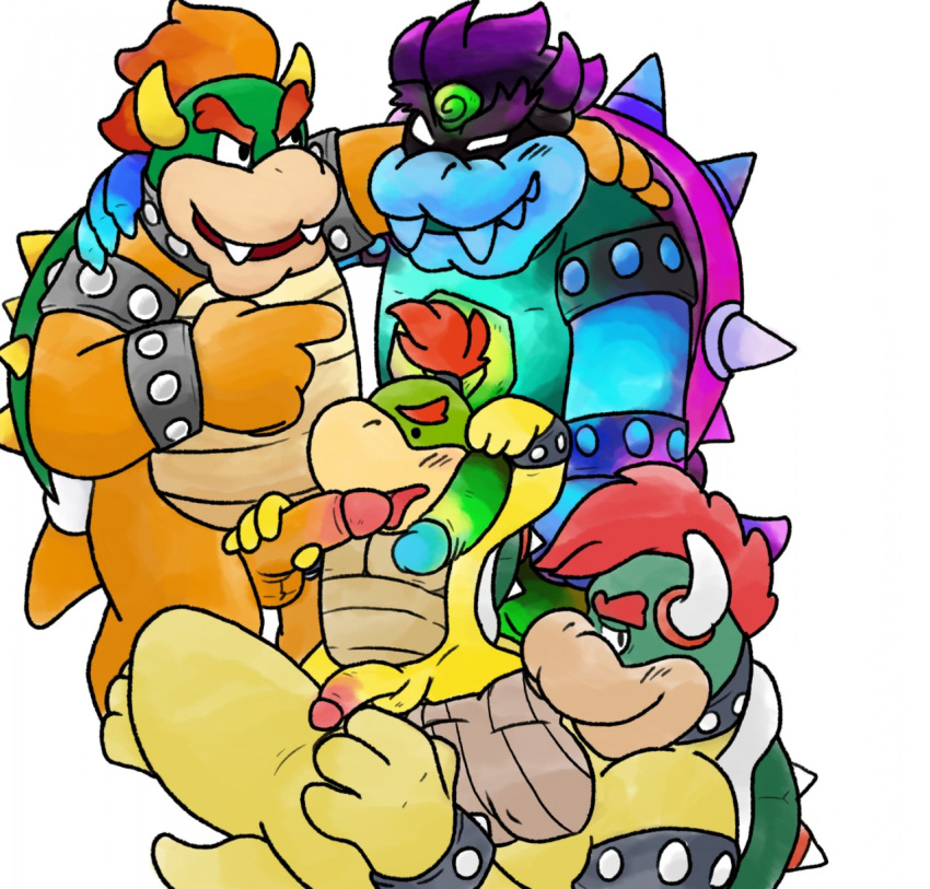 bowser jr with day a Who voices ash in overwatch
