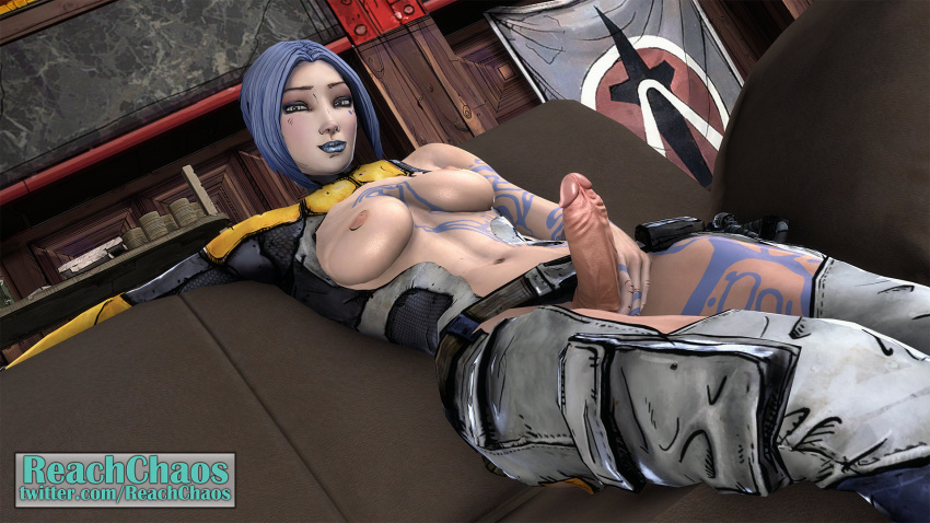 tiny naked tina 2 borderlands As told by ginger opening