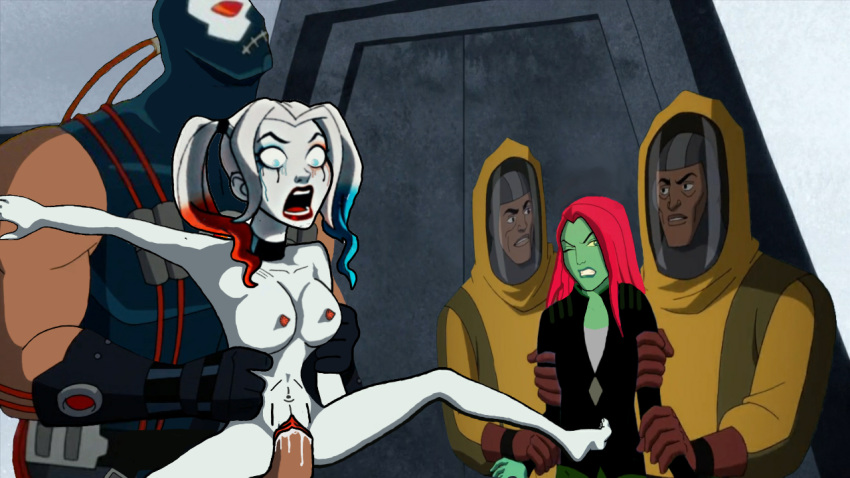 catwoman quinn nude harley and Scooby doo hot dog water