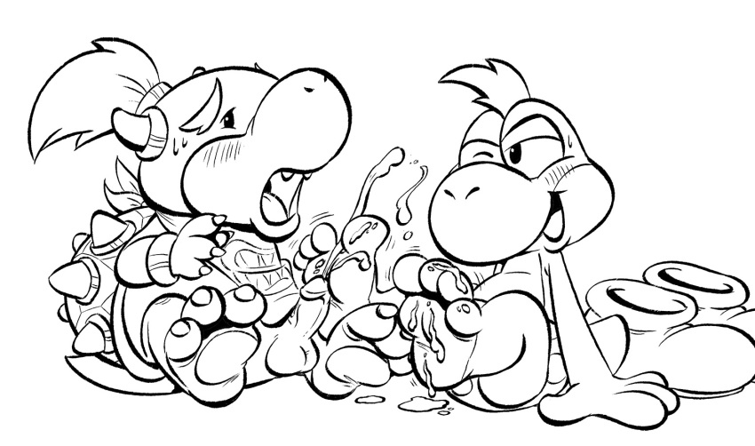 bowser day with a jr Ed edd and eddy episode 34