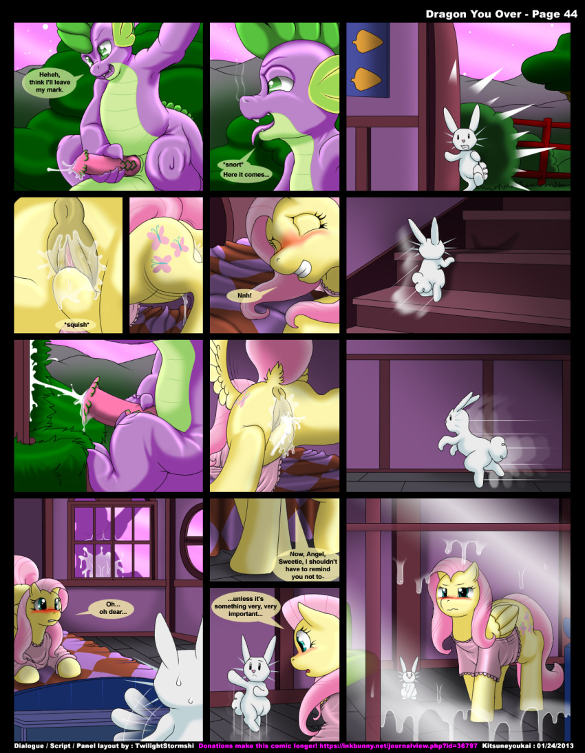 magic friendship spike my little pony is tlckle What is a submissive male