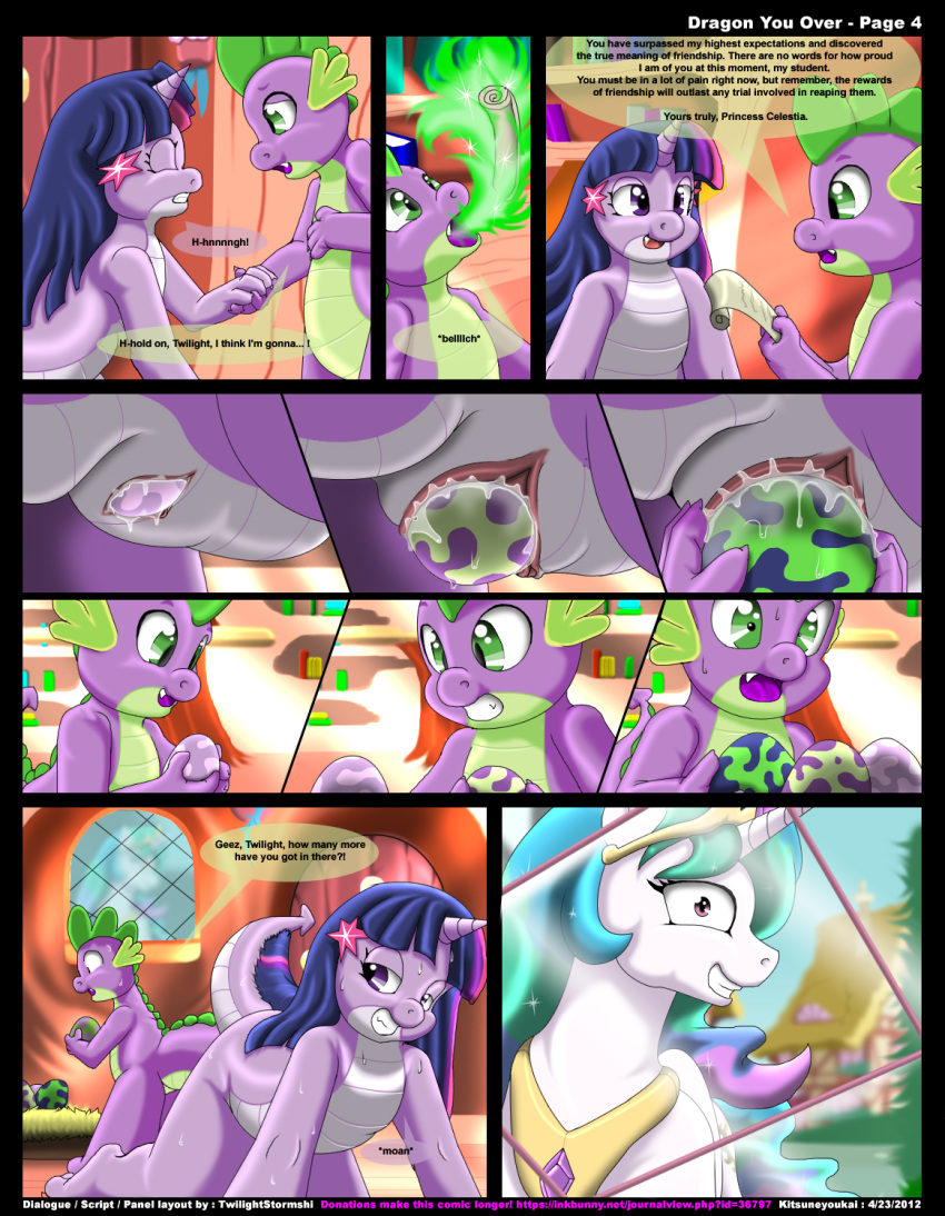 is spike tlckle pony little magic my friendship A sexy naked girl cocooned in a spider's web
